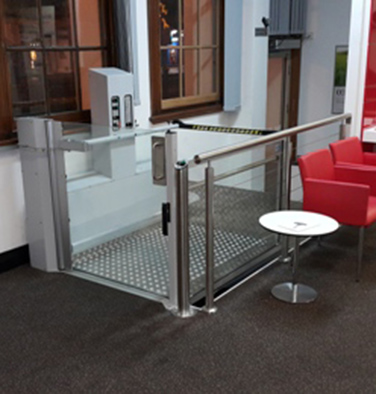 Ascensa Platform Lift Installed in Queensland | Shotton Lifts