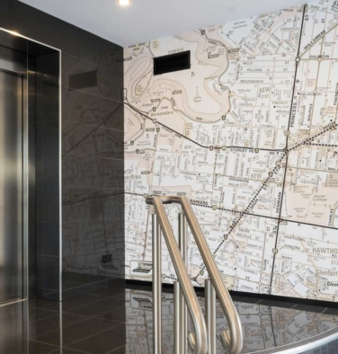 Melba 16 Commercial Lifts by Shotton Lifts in Melbourne