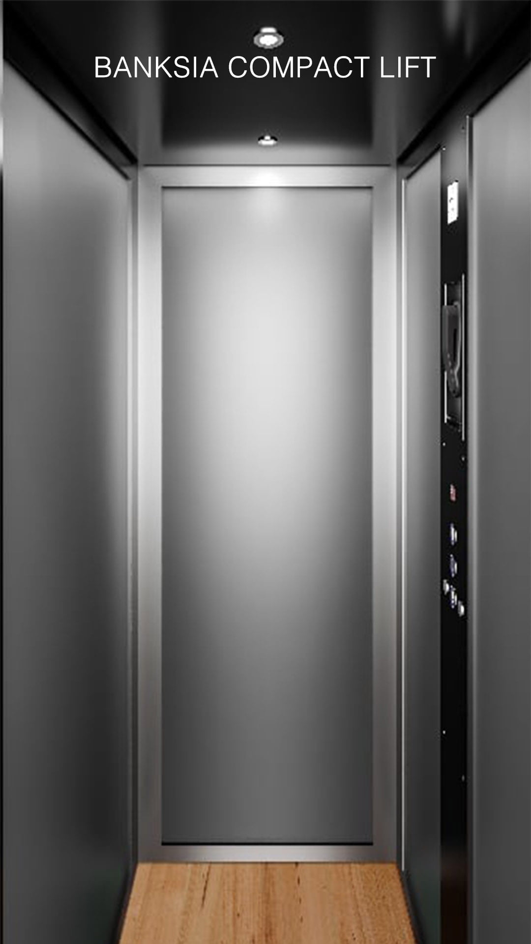 Banksia Compact Lift   Shotton Lifts in Melbourne
